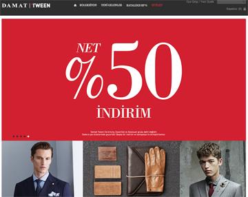 Damat Tween Online Satış Mağazası