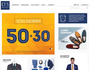 Ds Damat Online Satış Mağazası