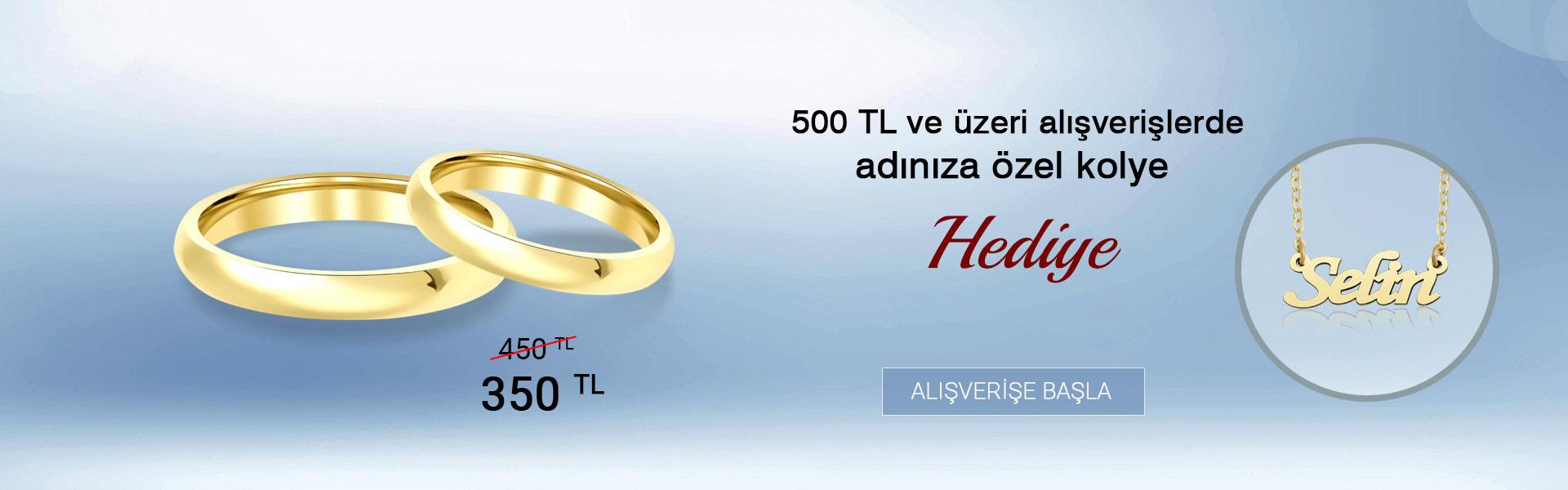 Eylül Alyans 500 TL Üzeri Hediye