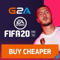 % 32 G2A FIFA 20 İndirim Kuponu