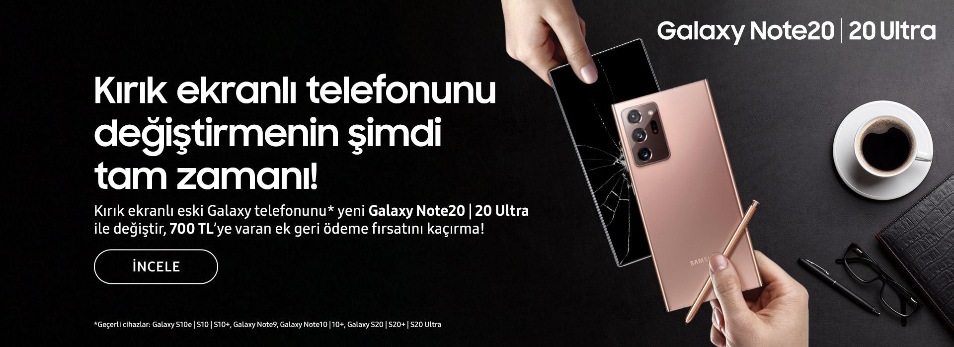 700 TL Samsung Geri Ödeme Kampanyası