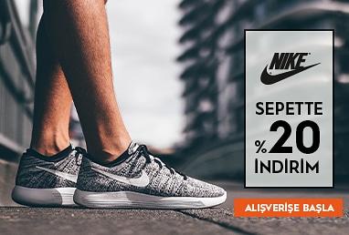 % 20 Nike İndirim Kodu
