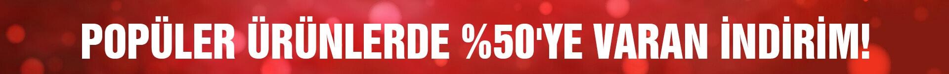 % 50 Anı Yüzük İndirimi