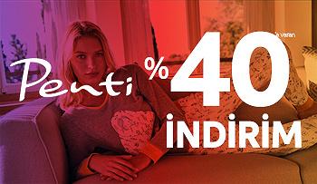 % 40 Trendyol Penti İndirimi
