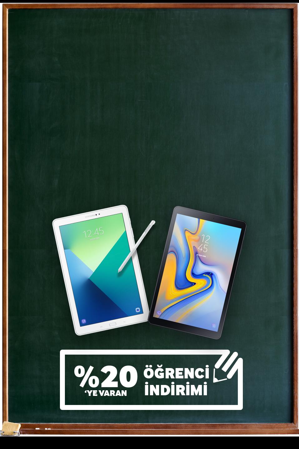 % 20 Samsung İndirim Kampanyası