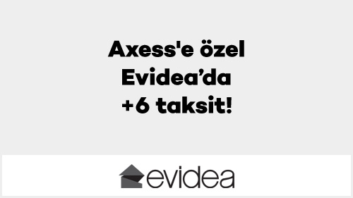 Evidea Axess Kampanyası