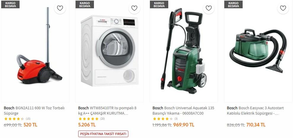 Bosch İndirim Kodu