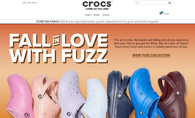 Crocs İndirim Kodu