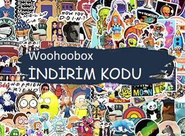 25 TL Woohoobox İndirim Kodu