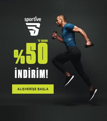 25 TL Sportive İndirim Kodu