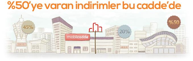 MobilCadde Günün İndirimleri