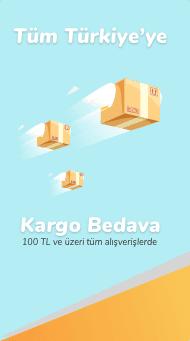 MaxiTekno Kargo Bedava
