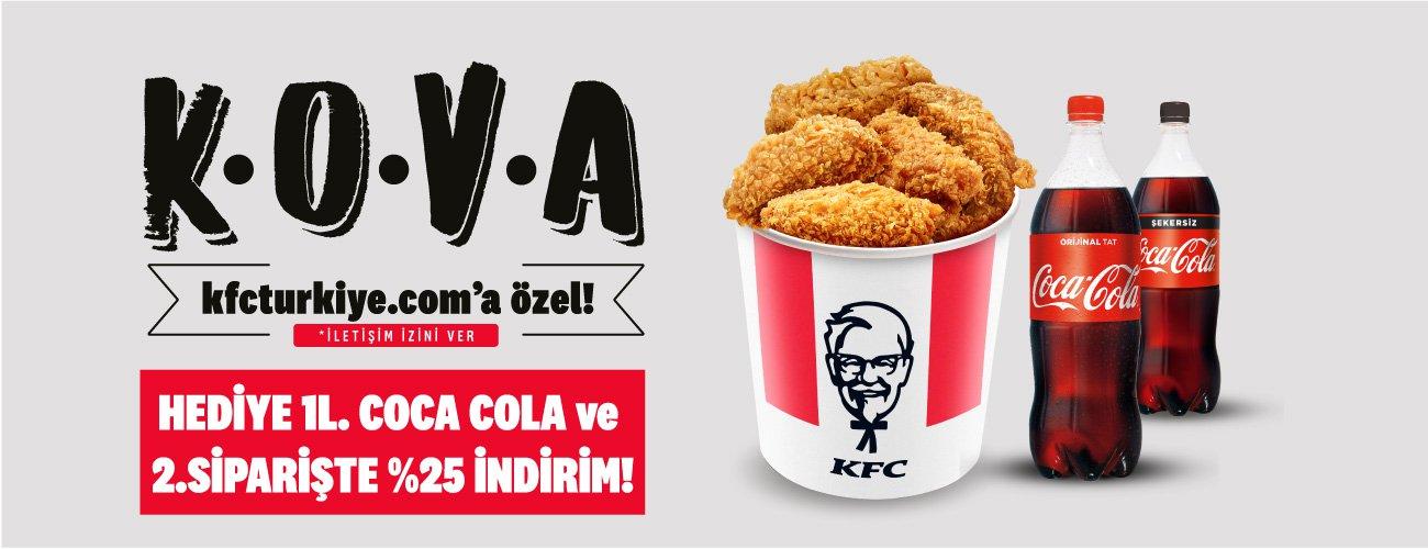 % 10 KFC İndirim Kodu