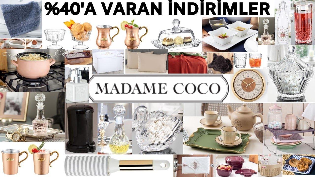 20 TL Madame Coco İndirim Kodu