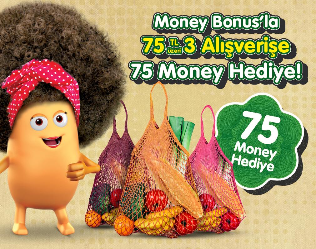 Money Bonus Kart Kampanyası