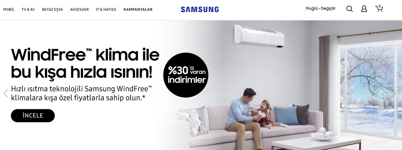 Samsung Promosyon Kodu