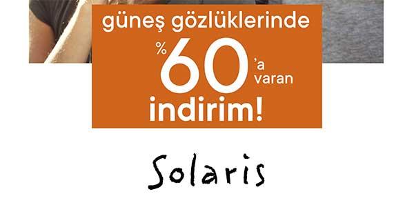 50 TL Solaris İndirim Kodu