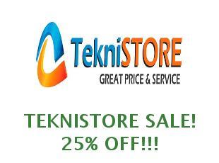 % 14 Teknistore Promo Code