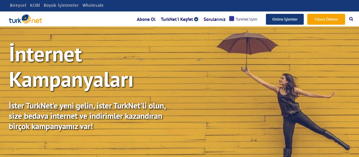 Turknet İndirim Kodu